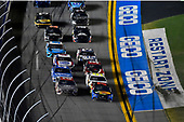 #78: Martin Truex Jr., Furniture Row Racing, Toyota Camry Bass Pro Shops/5-hour ENERGY and #20: Erik Jones, Joe Gibbs Racing, Toyota Camry buyatoyota.com