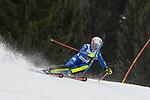 10.03.2018, Ofterschwanger Horn, Ofterschwang, GER, Slalom Weltcup in Ofterschwang, im Bild Chiara Costazza (ITA, #13)<br /> <br /> Foto &copy; nordphoto / Hafner