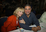 One Life To Live's Judith Light & Dan Lauria (both were on OLTL and now back together in Lombardi on Broadway) at the autograph table during The 24th Annual Broadway Flea Market & Grand Auction to benefit Broadway Cares/Equity Fight Aids on September 26, 2010 in Shubert Alley, New York City, New York. (Photo by Sue Coflin/Max Photos)
