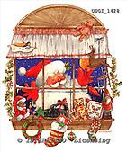 GIORDANO, CHRISTMAS SANTA, SNOWMAN, WEIHNACHTSMÄNNER, SCHNEEMÄNNER, PAPÁ NOEL, MUÑECOS DE NIEVE, paintings+++++,USGI1428,#X#