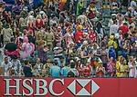 New Zealand vs Samoa during the Cathay Pacific / HSBC Hong Kong Sevens at the Hong Kong Stadium on 29 March 2014 in Hong Kong, China. Photo by Victor Fraile / Power Sport Images