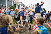 AR_07272016_RIO_HOUSTON_00034.ARW  © Amory Ross / US Sailing Team.  HOUSTON - TEXAS- USA. July 27, 2016. The Houston Yacht Club hosts a send-off party for the US Sailing Team during the Optimist Nationals regatta, a day before the sailors fly to Rio for the Summer Olympics.