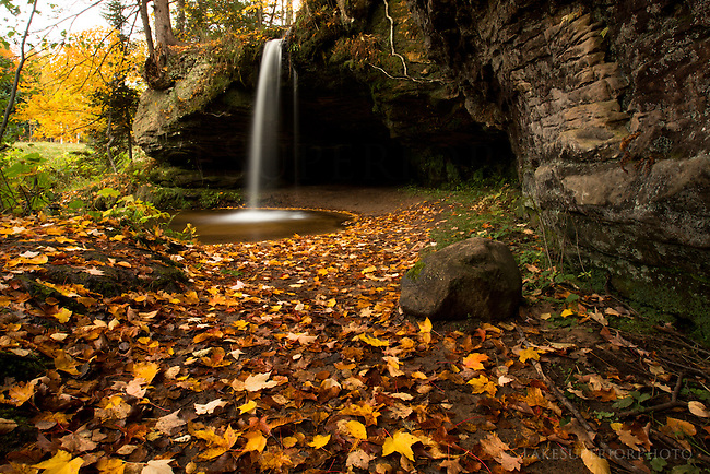 Scott Falls Autumn