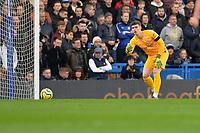 Kepa Arrizabalaga Of Chelsea FC during Chelsea vs West Ham United, Premier League Football at Stamford Bridge on 30th November 2019
