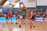 Pulse' Whitney Souness in action during the ANZ Premiership - Pulse v Tactix  at Fly Palmy Arena, Palmerston North, New Zealand on Sunday 10 March 2019. <br /> Photo by Masanori Udagawa. <br /> www.photowellington.photoshelter.com