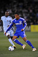 Teal Bunbury...Kansas City Wizards defeated Colorado Rapids 1-0 at Community America Ballpark, Kansas City,Kansas.
