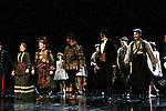 Curtain call with cast on Opening Night  starting on May 12 on Broadway at the Majestic Theatre, New York City, New York  (Photo by Sue Coflin/Max Photos)