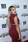 Kristinia DeBarge at WE TV's Growing Up Hip Hop Premiere Party Held at Haus
