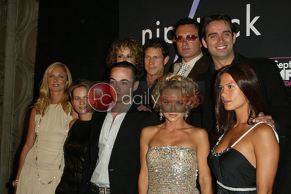 "The Cast of ""Nip/Tuck""<br />