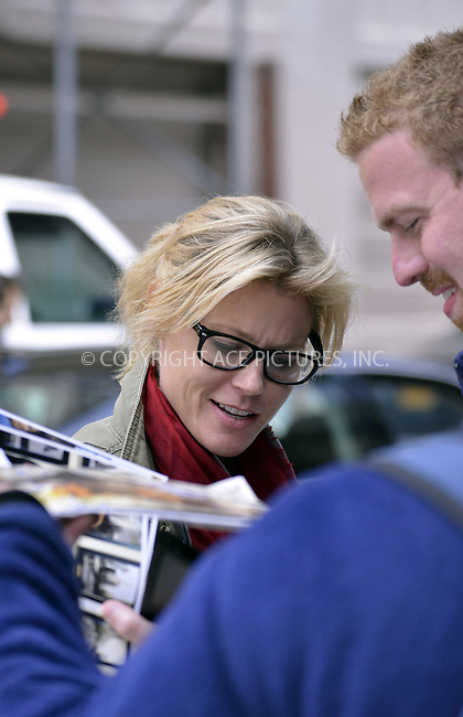 WWW.ACEPIXS.COM....May 14 2013, New York City....Julie Bowen arriving at a Soho Hotel on May 14 2013 in New York City......By Line: Curtis Means/ACE Pictures......ACE Pictures, Inc...tel: 646 769 0430..Email: info@acepixs.com..www.acepixs.com