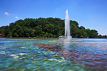Water Fountain and Reflecting Pool, Eden Park, Cincinnati