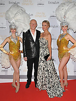 John Caudwell and Modesta Vzesniauskaite at the Float Like a Butterfly Ball, Grosvenor House Hotel, Park Lane, London, England, UK, on Friday 06 October 2017.<br /> CAP/CAN<br /> &copy;CAN/Capital Pictures