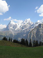 SWITZERLAND & ALPS