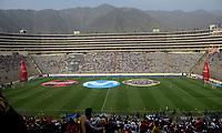 LIMA,PERÚ,09-06-2019:Estadio Monumental de Lima ./ Lima's Monumental Stadium . Photo: VizzorImage / Cristian Alvarez / FCF