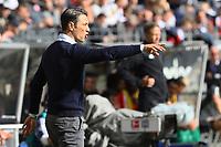Trainer Niko Kovac (Eintracht Frankfurt) - 16.09.2017: Eintracht Frankfurt vs. FC Augsburg, Commerzbank Arena