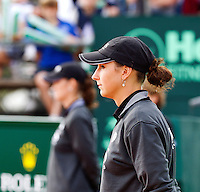 15-09-12, Netherlands, Amsterdam, Tennis, Daviscup Netherlands-Suisse, umpite
