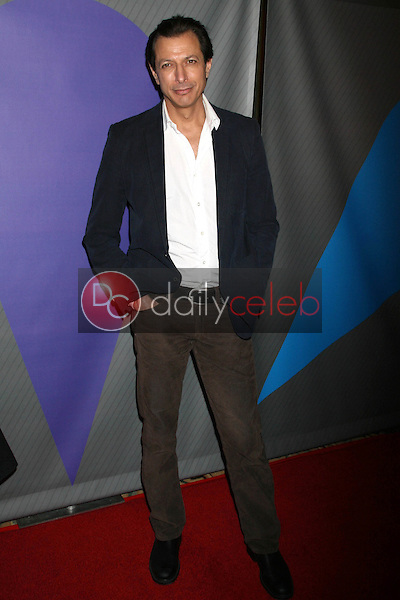 Jeff Goldblum<br />at the NBC All Star Gala. Ritz Carlton Huntington Hotel, Pasadena, CA. 01-17-07<br />Dave Edwards/DailyCeleb.com 818-249-4998