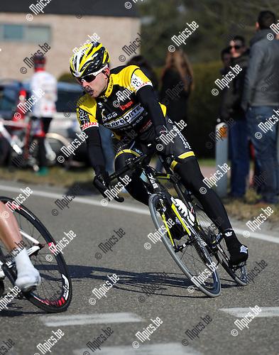 2013-04-01 / Wielrennen / seizoen 2013 / Wesley Verbruggen Begijnendijk..Foto: Mpics.be