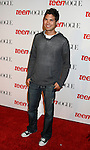 LOS ANGELES, CA. - September 18: Actor Andrew Seeley arrives at the Teen Vogue Young Hollywood Party at the Los Angels County Museum Of Art on September 18, 2008 in Los Angeles, California.