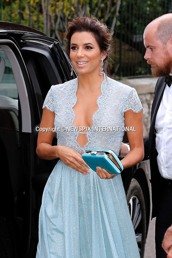 12.05.2015, Antibes; France: EVA LONGORIA<br /> attends the Cinema Against AIDS amfAR Gala 2015 held at the Hotel du Cap, Eden Roc in Cap d'Antibes.<br /> MANDATORY PHOTO CREDIT: &copy;Thibault Daliphard/NEWSPIX INTERNATIONAL<br /> <br /> (Failure to credit will incur a surcharge of 100% of reproduction fees)<br /> <br /> **ALL FEES PAYABLE TO: &quot;NEWSPIX  INTERNATIONAL&quot;**<br /> <br /> Newspix International, 31 Chinnery Hill, Bishop's Stortford, ENGLAND CM23 3PS<br /> Tel:+441279 324672<br /> Fax: +441279656877<br /> Mobile:  07775681153<br /> e-mail: info@newspixinternational.co.uk