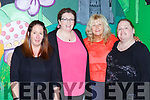 Bronagh Mckenna, Brid Mills, Pauline O'Connor and Ailish O'Connor at The Wizard of Oz in Castleisland on Sunday