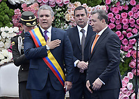 Ivan Duque, Posesion Presidencial / Presidential Inauguration 2018-22, Bogota, Colombia. 07-08-2018
