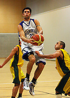 100730  Conference Basketball League Tournament Final