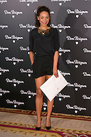 Montse Pla attend the Don Perigean Party at Palacio Pinto Duartein Madrid, Spain. December 9, 2014. (ALTERPHOTOS/Carlos Dafonte) /NortePhoto.com<br />