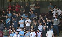 Bolton Wanderers fans before kick off<br /> <br /> Photographer Chris Vaughan/CameraSport<br /> <br /> The EFL Sky Bet League One - Scunthorpe United v Bolton Wanderers - Saturday 8th April 2017 - Glanford Park - Scunthorpe<br /> <br /> World Copyright &copy; 2017 CameraSport. All rights reserved. 43 Linden Ave. Countesthorpe. Leicester. England. LE8 5PG - Tel: +44 (0) 116 277 4147 - admin@camerasport.com - www.camerasport.com