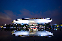 Performance and Culture Center at Shanghai Expo 2010, in Shanghai, China, on June 3, 2010. Photo by Lucas Schifres/Pictobank