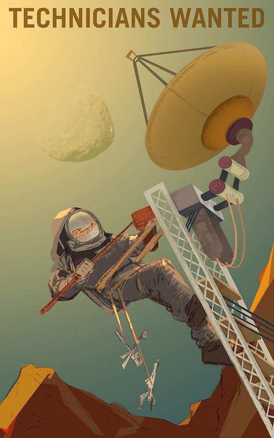 Mars - Technicians Wanted