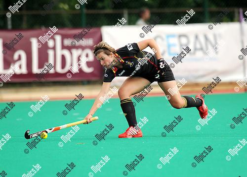 2014-05-20 / Hockey / seizoen 203-2014 / Red Panthers Nationale Dames Hockeyploeg Belgi&euml; / Anne-Sophie De Scheemaekere<br /><br /><br />Foto: mpics.be
