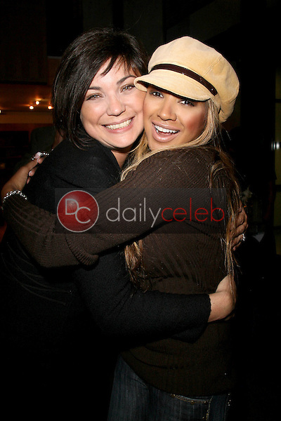 Tracie-May Wagner and Traci Bingham<br />at the Fashion Factory Boutique Grand Opening Celebration.  Fashion Factory Boutique, West Hollywood, CA. 05-06-08<br />Dave Edwards/DailyCeleb.com 818-249-4998
