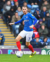 Tom Naylor of Portsmouth during Portsmouth vs Gillingham, Sky Bet EFL League 1 Football at Fratton Park on 6th October 2018