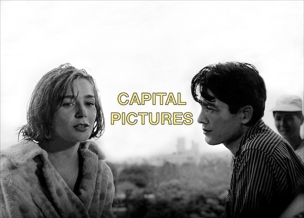 Emmanuelle Riva, Eiji Okada<br /> in Hiroshima Mon Amour (1959) <br /> *Filmstill - Editorial Use Only*<br /> CAP/FB<br /> Image supplied by Capital Pictures