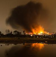 Leeds Big Fire