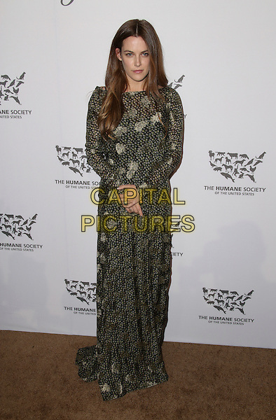 HOLLYWOOD, CA - MAY 07: Riley Keough attends The Humane Society of the United States' to the Rescue Gala at Paramount Studios on May 7, 2016 in Hollywood, California.  <br /> CAP/MPI/PA<br /> &copy;PA/MPI/Capital Pictures