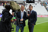 International press during West Ham United vs Manchester City, Premier League Football at The London Stadium on 10th August 2019