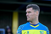 5th November 2017, Damson Park, Solihull, England; FA Cup first round, Solihull Moors versus Wycombe Wanderers; Liam Daly of Solihull Moors walking onto the pitch