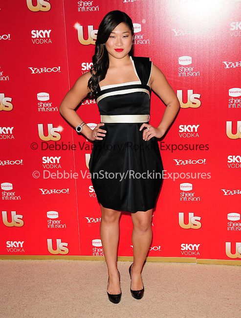 Jenna Ushkowitz at The Annual US WEEKLY HOT HOLLYWOOD Party held at Voyeur in West Hollywood, California on November 18,2009                                                                   Copyright 2009 DVS / RockinExposures