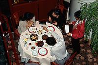 China, Hongkong, Restaurant
