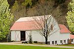 Barn at 3847 Wallace Run Road, Lycoming County, PA.