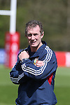 British & Irish Lions training session.Lions coach Rob Howley.Vale Resort.15.05.13.©Steve Pope