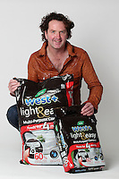 12/12/11 Diarmuid Gavin with Westland West+ Light & Easy Compost..Picture Collins, Dublin.