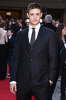 Max Irons<br /> at the Empire magazine Film Awards 2016 held at the Grosvenor House Hotel, London<br /> <br /> <br /> ©Ash Knotek  D3100 20/03/2016