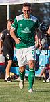 04.09.2018, Hoheellern-Stadion, Leer, GER, FSP, Werder Bremen (GER) vs FC Emmen (NED)<br /> <br /> DFL REGULATIONS PROHIBIT ANY USE OF PHOTOGRAPHS AS IMAGE SEQUENCES AND/OR QUASI-VIDEO.<br /> <br /> im Bild / picture shows<br /> Kevin Möhwald / Moehwald (Werder Bremen #06), <br /> <br /> Foto © nordphoto / Ewert