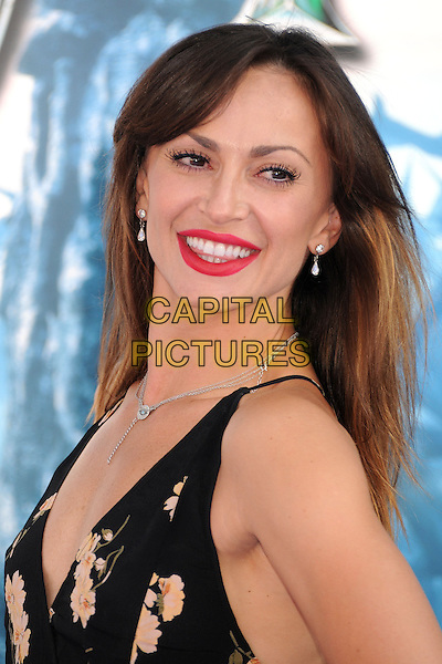 28 May 2014 - Hollywood, California - Karina Smirnoff. &quot;Maleficent&quot; Los Angeles Premiere held at The El Capitan Theatre. <br /> CAP/ADM/BP<br /> &copy;Byron Purvis/AdMedia/Capital Pictures
