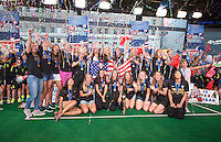 USWNT GMA Appearance, July 10, 2015