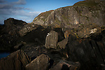 'Untitled' from Colin McPherson's project 'No Man's an Island' part of the Document Scotland exhibition entitled 'A Contested Land' which will launch at the Martin Parr Foundation, Bristol, on 16th January, 2016. McPherson's work was made in 2018 on Easdale, the smallest permanently inhabited Inner Hebridean island and looks at the historical legacy of the island, once world famous for its slate mining industry.<br /> <br /> Photograph © Colin McPherson, 2018 all rights reserved.