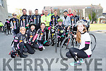 Siobhain Dwyer partner of the late Ed Duggan who cycled the 3Climbs cycle in his memory  with members of Killarney CC  at the 3 Climbs cycle in Killarney on Saturday